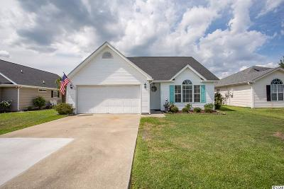 Surfside Beach Single Family Home Active Under Contract: 100 Dry Gulley Ln.