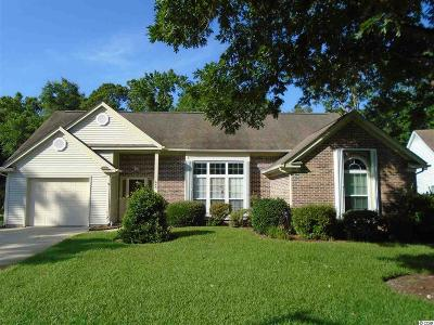 Murrells Inlet Single Family Home For Sale: 649 Blue Bird Ln.