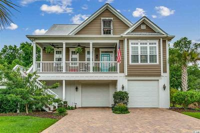 Murrells Inlet Single Family Home For Sale: 362 Graytwig Circle