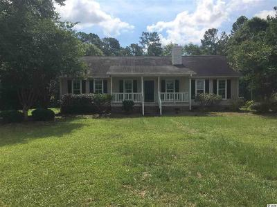 Longs Single Family Home For Sale: 476 Parker Dr.