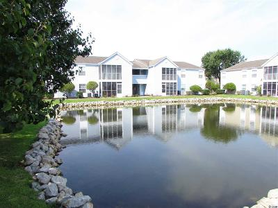 Surfside Beach Condo/Townhouse Active Under Contract: 8768 Cloister Dr. #A