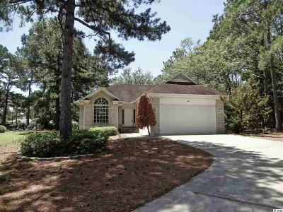 Sunset Beach Single Family Home For Sale: 668 Kings Trail Dr.