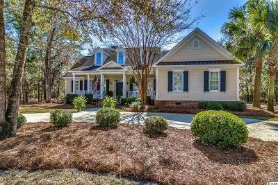 Pawleys Island Single Family Home Active Under Contract: 857 Preservation Circle