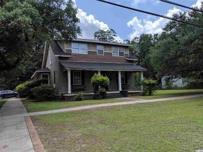 Georgetown Single Family Home For Sale: 1501 Front St.