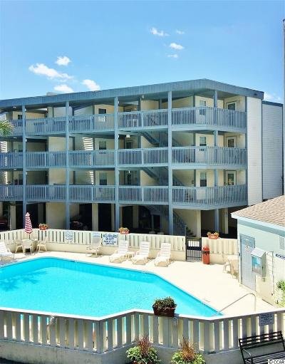 North Myrtle Beach Condo/Townhouse Active Under Contract: 1500 Cenith Dr. #C203