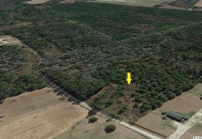 Loris Residential Lots & Land For Sale: Lot 5 Long Horne Ranch Dr.