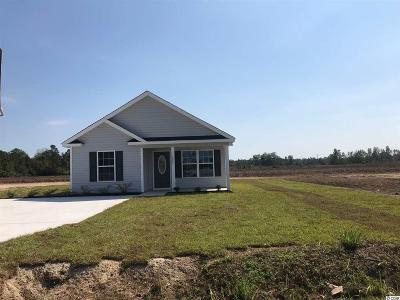 Conway Single Family Home For Sale: 2027 Singing Pines Dr.