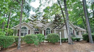 North Myrtle Beach Single Family Home For Sale: 1406 Brigantine Rd.