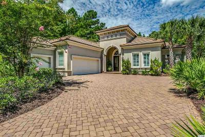 Myrtle Beach Single Family Home For Sale: 9141 Bellasera Circle