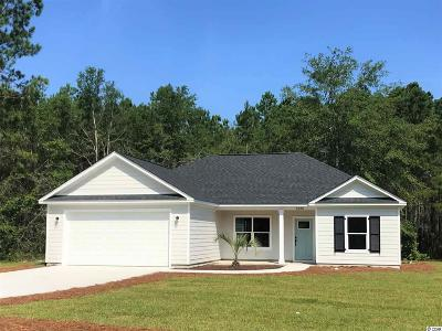 Georgetown Single Family Home For Sale: 2830 Old Charleston Rd.