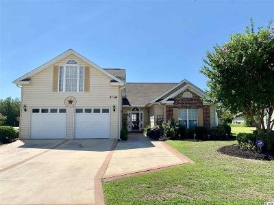 Surfside Beach Single Family Home For Sale: 1544 Heathmuir Dr.