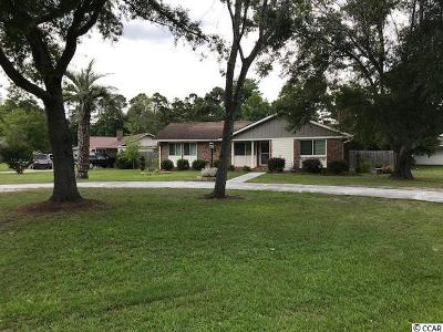 Surfside Beach Single Family Home Active Under Contract: 202 Caropine Dr.
