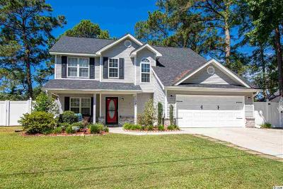 Little River Single Family Home For Sale: 11389 Bay Dr.