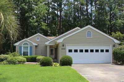 Longs Single Family Home For Sale: 432 Charter Dr.