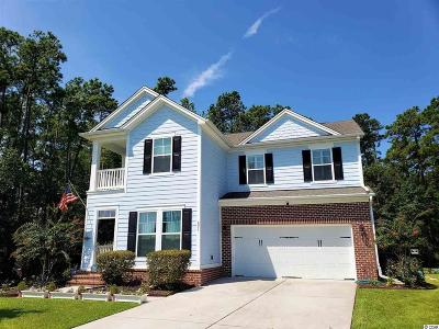 Murrells Inlet Single Family Home For Sale: 821 Wind Whisper Circle