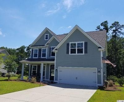 Murrells Inlet Single Family Home For Sale: 490 Hyacinth Loop