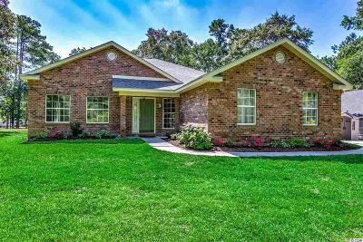 Longs Single Family Home Active Under Contract: 1728 Holly Ridge Dr.