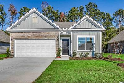 Murrells Inlet Single Family Home For Sale: 208 Heron Lake Ct.