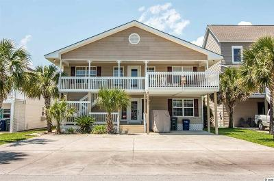 North Myrtle Beach Single Family Home For Sale: 5903 N Channel St.