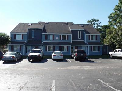 Surfside Beach Condo/Townhouse For Sale: 1880 Colony Dr. #10 D