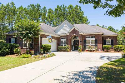North Myrtle Beach Single Family Home Active Under Contract: 2910 Whooping Crane Dr.