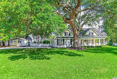North Myrtle Beach Single Family Home For Sale: 2603 Basin St.