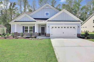 Conway Single Family Home For Sale: 213 Board Landing Circle