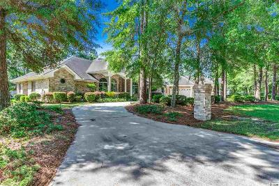 Pawleys Island Single Family Home For Sale: 461 Westfield Dr.