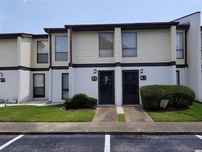 North Myrtle Beach Condo/Townhouse Active Under Contract: 1012 Possum Trot Rd. #A6