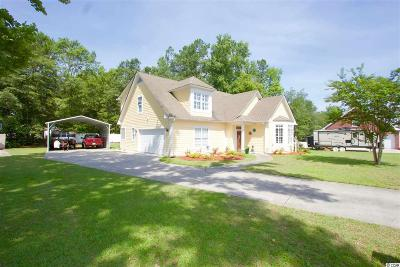 Conway SC Single Family Home For Sale: $294,900