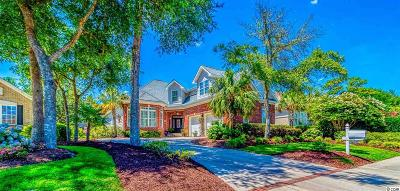 North Myrtle Beach Single Family Home For Sale: 602 Sea Vista Ln.