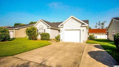 Murrells Inlet Single Family Home For Sale: 9671 Holladay Dr.