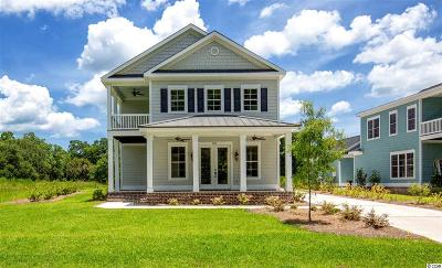 Pawleys Island Single Family Home For Sale: 202 Spreading Oak Dr.