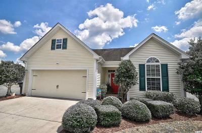 Loris Single Family Home For Sale: 604 Blue Daisy Ct.