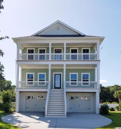 Pawleys Island Single Family Home Active Under Contract: 33 Windy Ln.