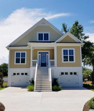 Pawleys Island Single Family Home For Sale: 59 Windy Ln.