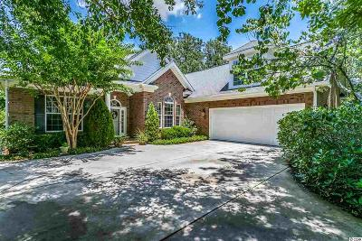 Pawleys Island Single Family Home Active Under Contract: 58 Balmoral Ct.