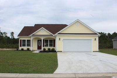 Conway SC Single Family Home Active Under Contract: $175,250