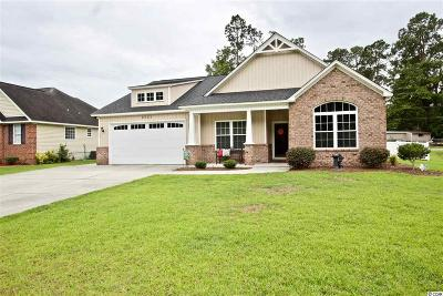 Conway SC Single Family Home Active Under Contract: $209,900