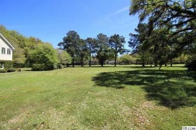 Georgetown Residential Lots & Land For Sale: 97 Wraggs Ferry Rd.
