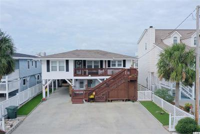 North Myrtle Beach Single Family Home For Sale: 329 46th Ave. N