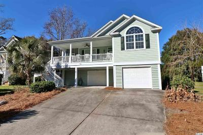 Pawleys Island Single Family Home For Sale: 59 Marsh Point Dr.