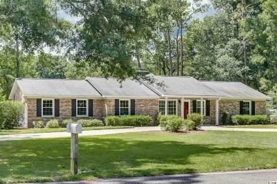 Pawleys Island Single Family Home For Sale: 152 Westfield Dr.
