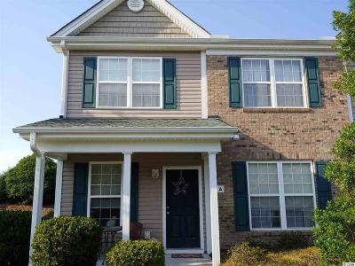 Murrells Inlet Condo/Townhouse Active Under Contract: 155 Chenoa Dr. #A