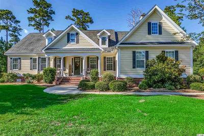 Murrells Inlet Single Family Home Active Under Contract: 206 Low Country Loop