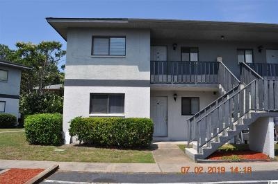 Surfside Beach Condo/Townhouse Active Under Contract: 1101 2nd Ave. N #1705