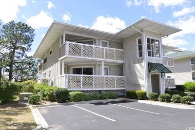 North Myrtle Beach Condo/Townhouse For Sale: 301 Shorehaven Dr. #2A