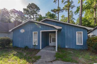 Little River SC Single Family Home For Sale: $134,900