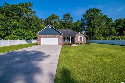 Georgetown Single Family Home For Sale: 328 George Washington Trail