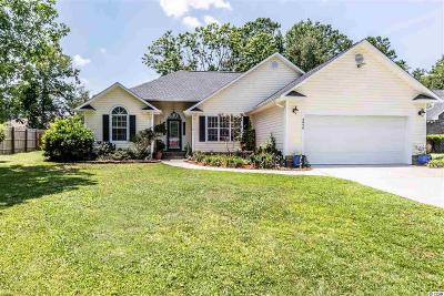 Conway Single Family Home For Sale: 3056 Dewberry Dr.